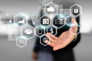 serviço no universo digital